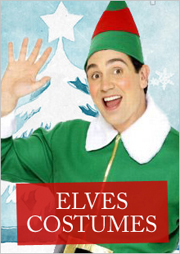 elves costumes christmas