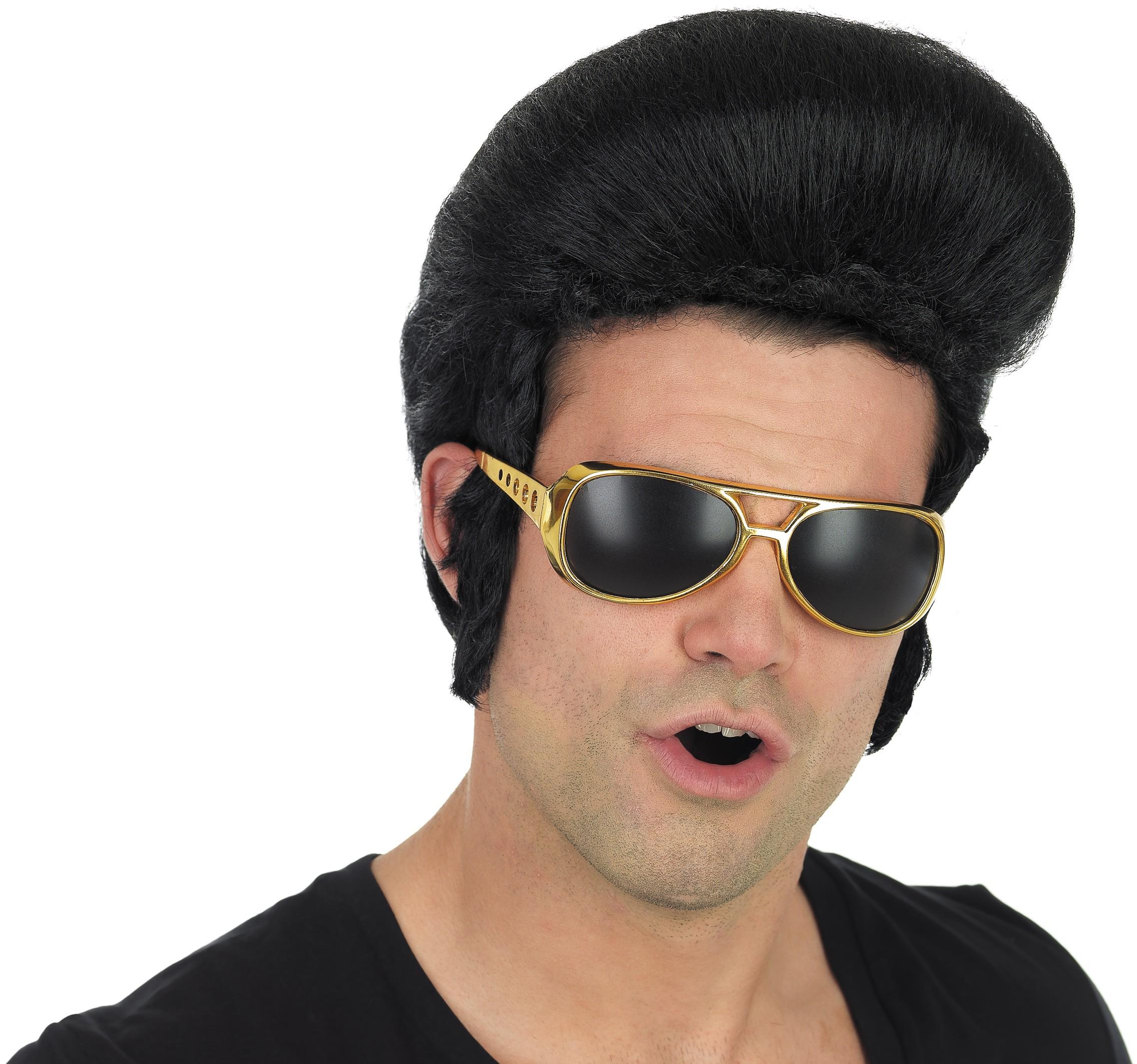 Elvis Wigs-fancy-dress