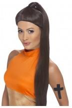 Sporty Spice Wig