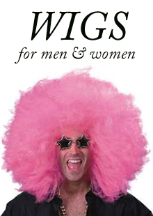 fancy dress wigs